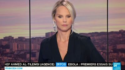 VANESSA BURGGRAF - FRANCE 24 - LE JOURNAL