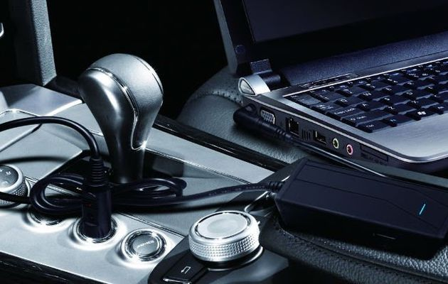 Selecting Car Adapter for Portable Workstation (Laptop)