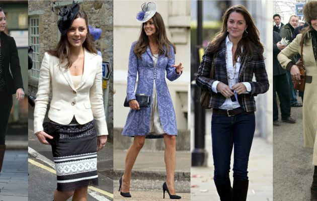 Kate Middleton has been named the World's Best Dressed Woman!