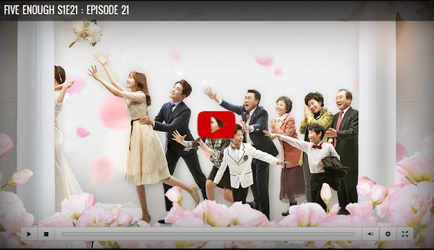 Five Enough Season 1 Episode 21 Episode 21