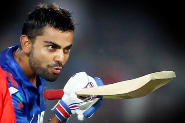 Virat Kohli Overcome his weakness