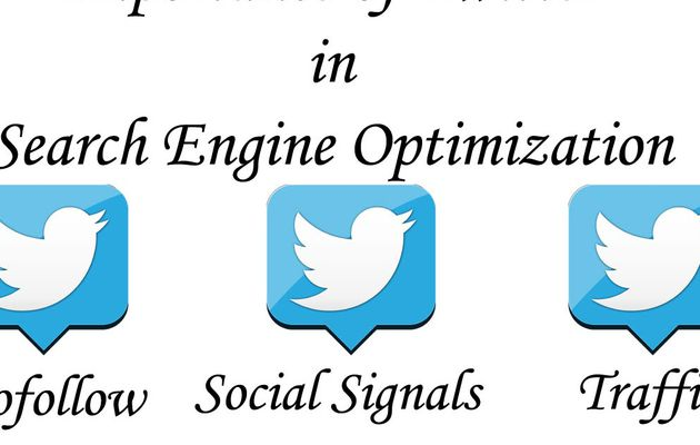 Twitter's Importance in Search Engine Optimization