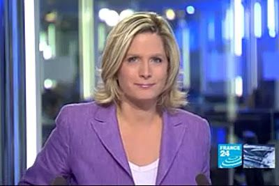 2011 12 11 @17H00 - SONIA PATRICELLI - FRANCE 24 - LE JOURNAL