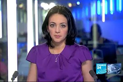 2011 11 16 @06H00 - MERIEM AMELLAL LALMAS - FRANCE 24 - LE JOURNAL