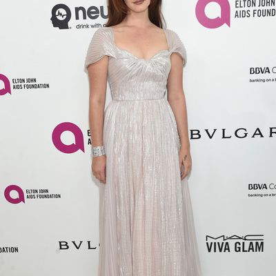 Lana Del Rey attendue à la 24ème Elton John AIDS Foundation's Oscar Viewing Party (28/02/2016)