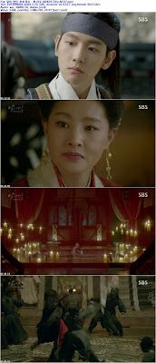 160829 Moon Lovers : Scarlet Heart Ryeo Episode 2 English Subs