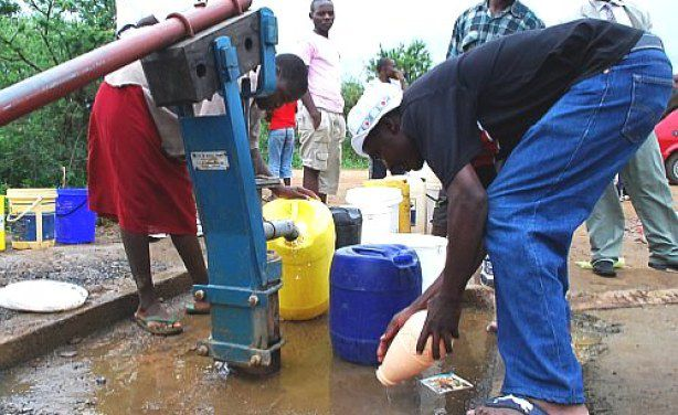 Zimbabwe Bans Water Bottling Companies