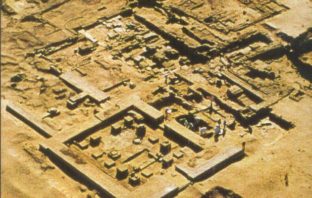 La cité égyptienne dans l'antiquité, la brique, ce monopole d'État... (3) !