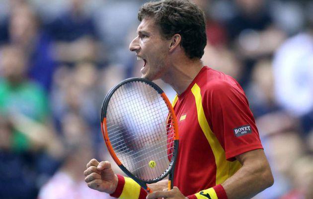 As.com - Davis Cup - L'Espagne attend la Serbie, du 7 au 9 avril.