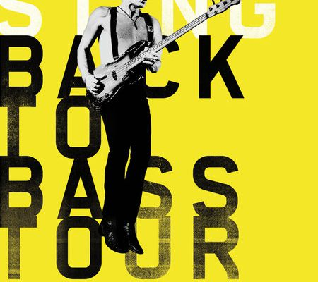 STING: Back to Bass Tour'12