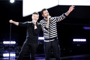 Billy Gilman promete ser campeoes do The Voice USA 2016