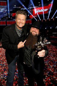 Sundance Head tornou se o vencedor do The Voice USA 2016