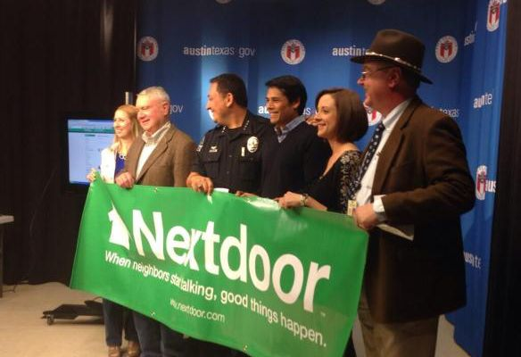 #Nextdoor Joins Forces with the City of Austin and...