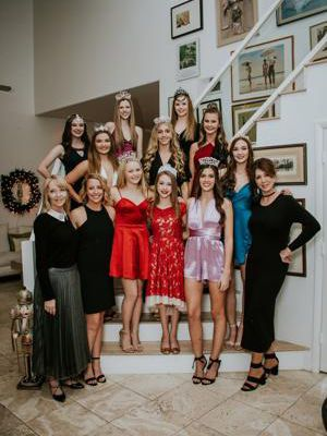 Kimberly Lewis throws a dinner fit for a Nutcracker queen