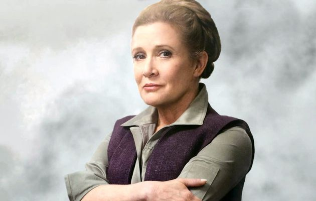 Carrie Fisher : Les hommages de Spielberg, George...