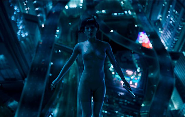 Ghost in the Shell : Prouesse visuelle et...