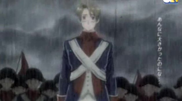 Hetalia Axis Powers Second Season