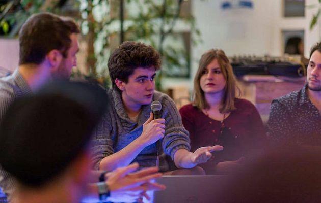 A 20 ans, Martin Besson a créé un média pour aider ceux dont on ne parle jamais