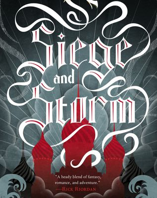 REVIEW : Siege and Storm by Leigh Bardugo