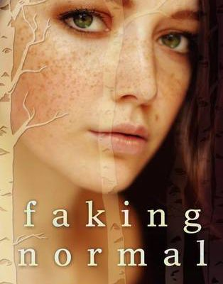 REVIEW : Faking Normal by Courtney C. Stevens