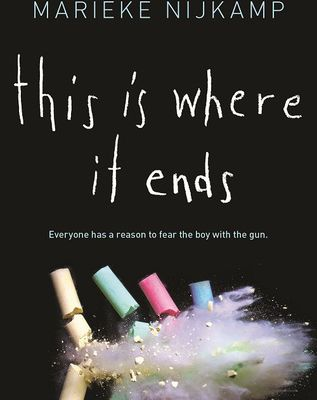 REVIEW : This is Where it Ends by Marieke Nijkamp