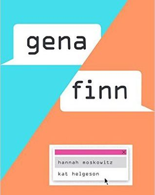 REVIEW : Gena/Finn by Hannah Moskowitz