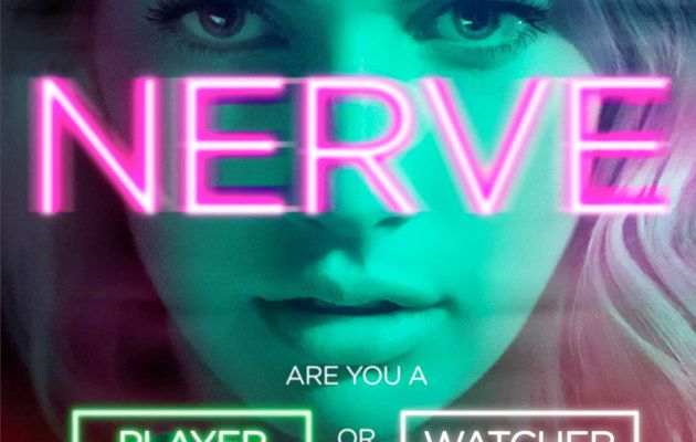 REVIEW : NERVE by Jeanne Ryan