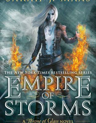 REVIEW : Empire Of Storms by Sarah J Maas