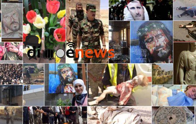 Encore des martyrs coptes, fidèles au Christ , assassinés par l'Islam, n'en déplaise aux modérés...