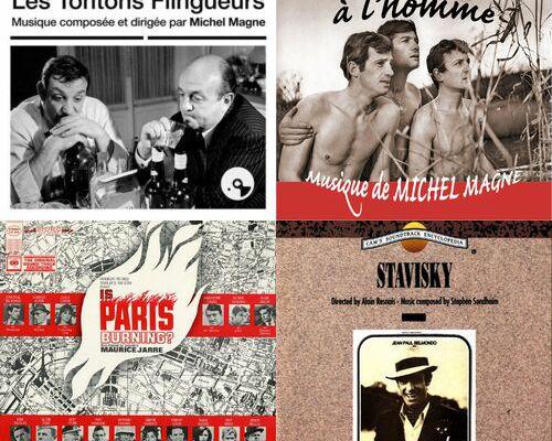 Claude Rich en 11 musiques