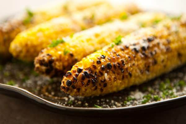 Smoky Grilled Corn Recipe