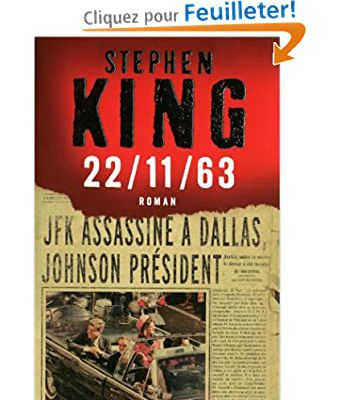J'ai lu 22/11/63 de Stephen King