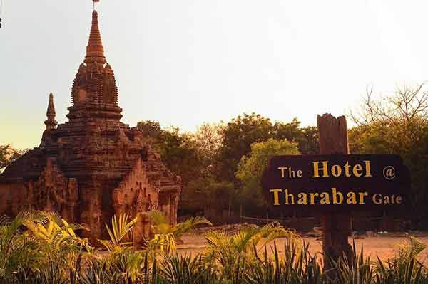 The Hotel @ Tharabar Gate - Hotel a Bagan