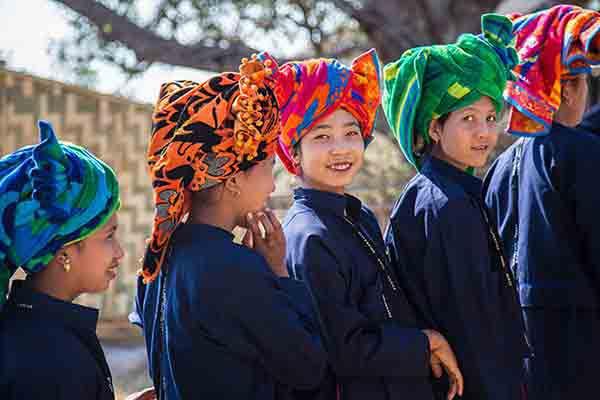 Rencontrez les Shan lors d'un voyage organisé Birmanie