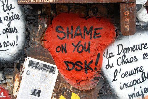 DSK : LES SOCIALISTES DEVRAIENT EDIFIER UNE STATUE A LA GLOIRE DE NAFISSATOU DIALLO