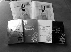 La collection de fragrances By Fouquet's