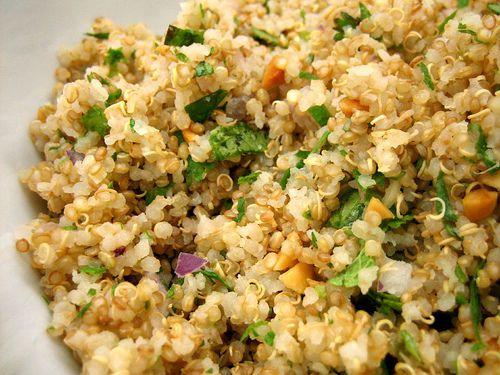 Du quinoa made in France !