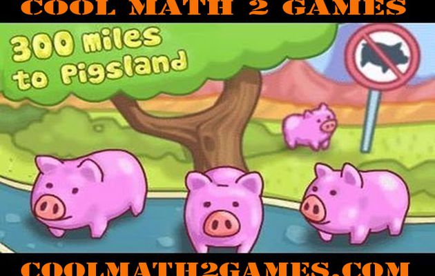 300 Miles to Pigsland/play free games in cool math 2 games