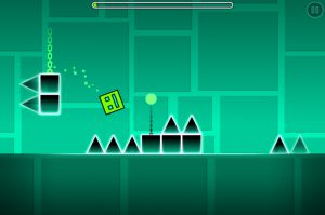 Download Geometry Dash game for Android