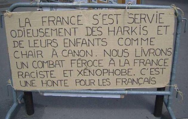 Colère à Foix : Coordination Harkis Ariège, victime d'une agression à caractère raciste  (5)
