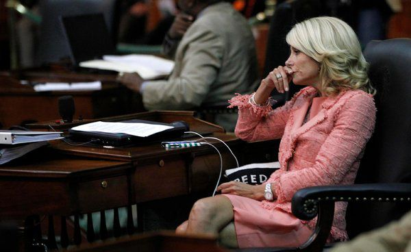NYT: Democrats See Value in #Texas in #WendyDavis'...