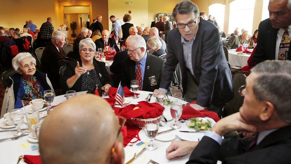 Verbatim: Will #Texas @GovernorPerry Run for...