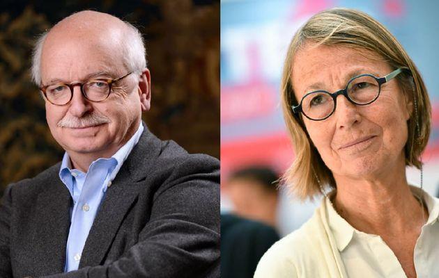 Erik Orsenna choisi par Françoise Nyssen pour...