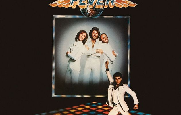 """1977 : David Shire et The Bee Gees pour """"The saturday Night fever"""""""