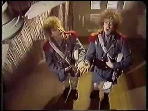 BRUCE AND BONGO - FRENCH FOREIGN LEGION