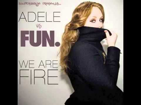 Adele vs Fun We Are Fire [German Mashup]
