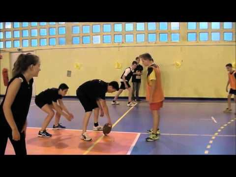 PT3 Breaking the ice games: journée nationale du sport scolaire