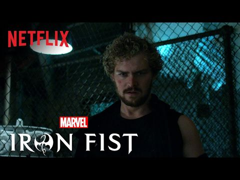 Iron Fist, le premier trailer !