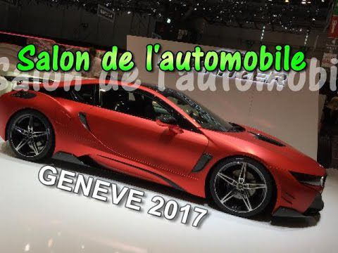 Car Crash HD || Salon de l'automobile à Genève 2017