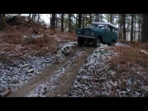 Land Rover Serie 3 - Headquake's RC